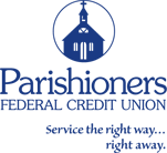 Parishioners Federal Credit Union Logo