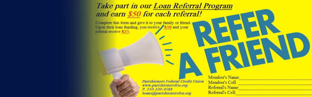 Loan Referrals
